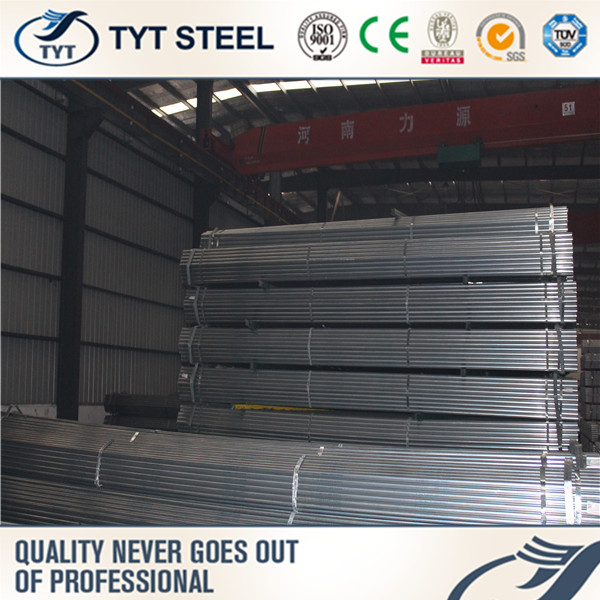 Professional conical stainless steel tube made in China