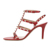 2019 New Arrival Design Fashion Sexy Rivet Cheap Sandals Heels
