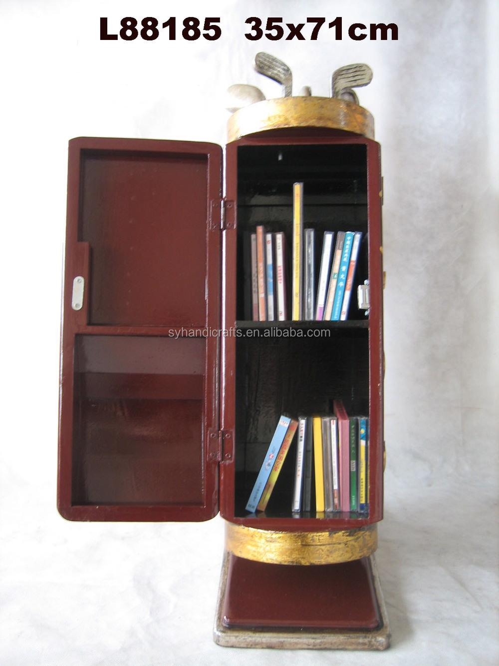 Leunen ladder boekenkast woonkamer badkamer decor, barokke stijl ...
