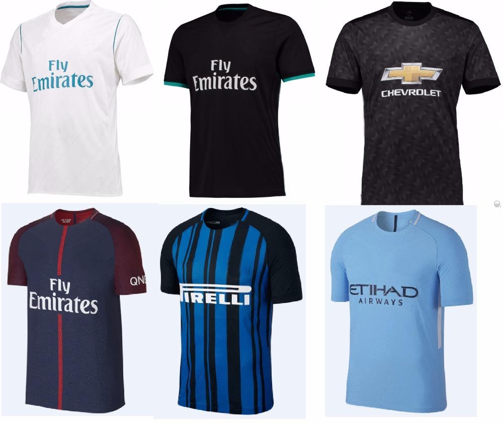 Cheap Best Quality 2017 2018 Soccer Jersey