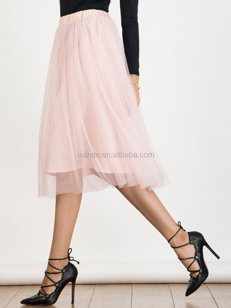 Последняя модель юбки