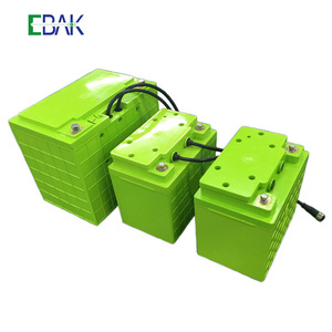 Rechargeable lithium ion 150ah batteries with solar system 12v 120ah lifepo4 battery