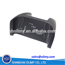 China customized high hardness and high quality plastic injection car cover
