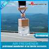 China perfume bottle manufacturers , Hanging car crystal glass perfume bottle