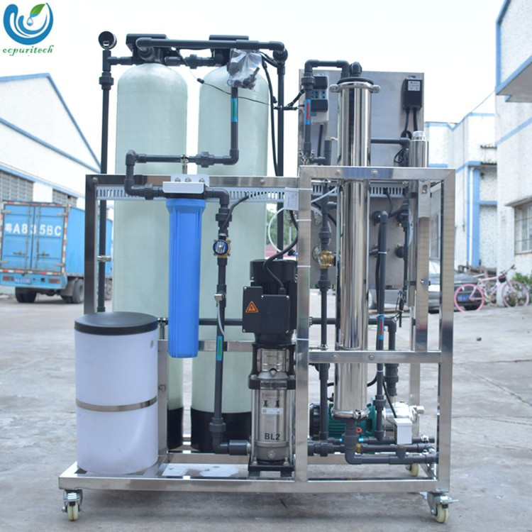 product-500LPH drinking water treatment equipment plant with price with Automatic sand carbon-Ocpuri-2