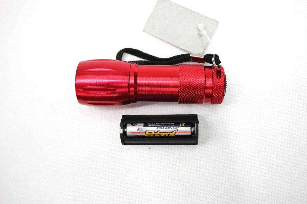 Factory logo  USB Rechargeable led flashlight