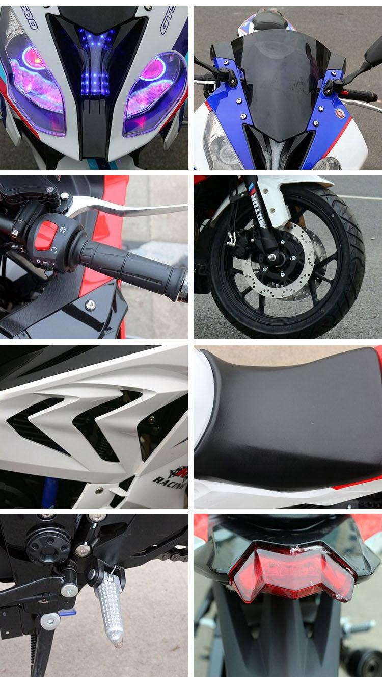 2018熱い販売レーシングヘビーバイククールスポーツオートバイ