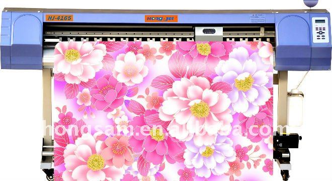 wide format printer made in China for uncoated material digital printing