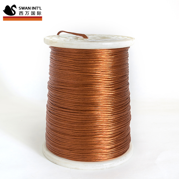 Litz Wire braided copper wire