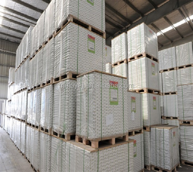 China Mills High Quality Two Sides Coated Art Paper