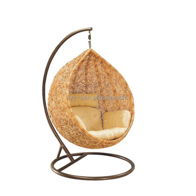 Wicker Swing Chair, Wicker Swing Chair Suppliers And Manufacturers At  Alibaba.com