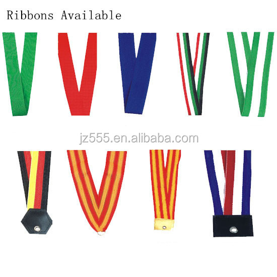 Olympic Metal Medal With Ribbon,Metal Sport Medal