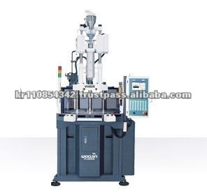 Turn Table Type Vertical Small Injection Moulding Machine