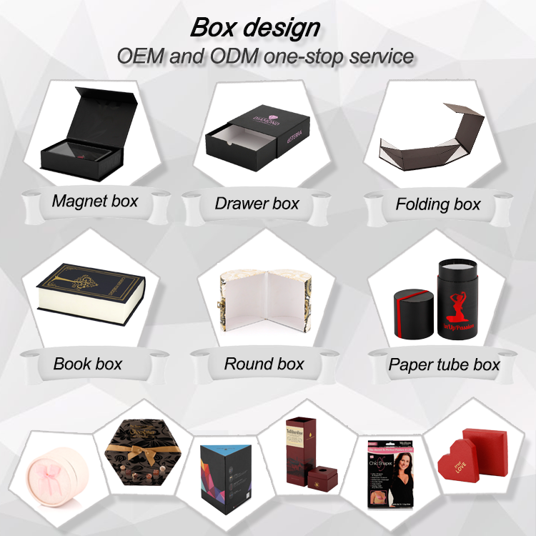 Custom Luxury folding chocolate candy packaging paper cardboard book shaped gift box