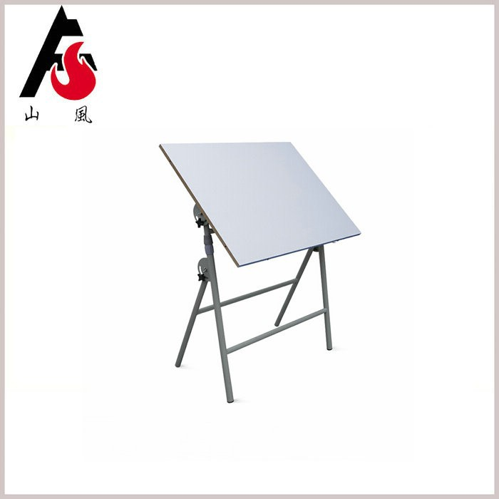 Hot Sales New Design School Plastic Drafting Drawing Table