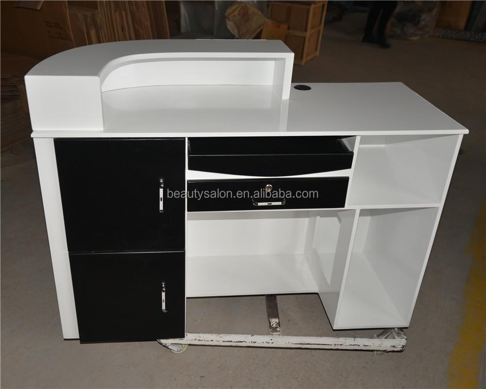 Salon Reception Desk Table Zy Ct002 Buy Salon Reception
