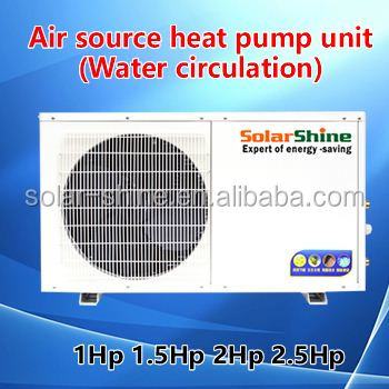 high cop air source to water heat pump water heater