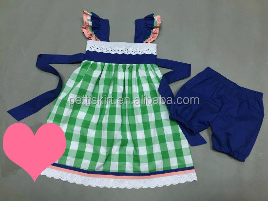 Cotton Baby Dress With Lace Ruffles 2014 New Design Fashion Baby ...
