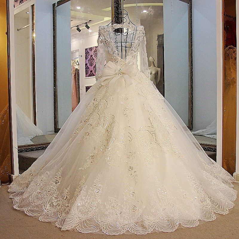 Model Picture Of Wedding Dresses In The Us