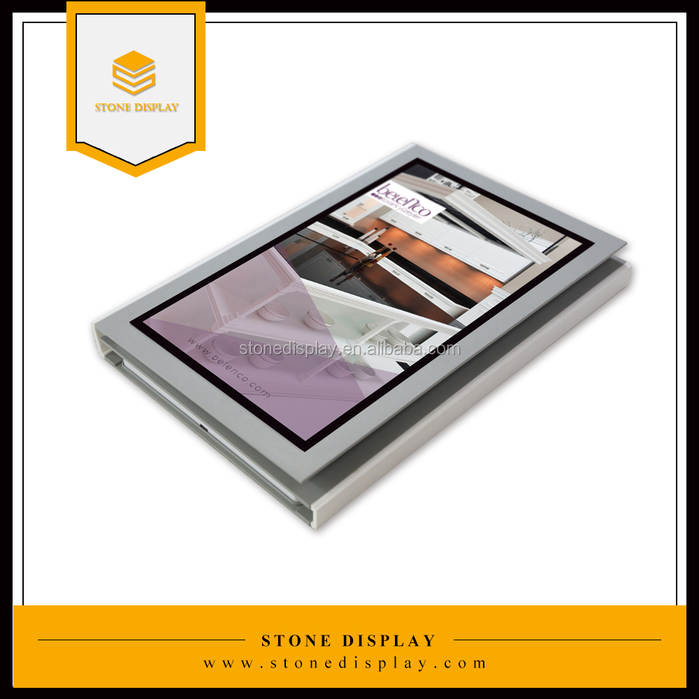 Personalised Stone Sample Books