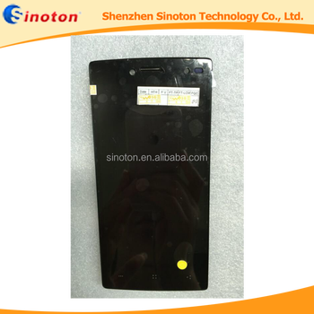 Original LCD screen with touch screen for Archos 50 Oxygen free shipping