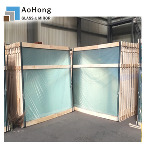 Construction in china Float Clear Flat Glass for Construction