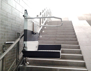 Incline Platform Wheelchair Lift Vertical Lift Stair Lift