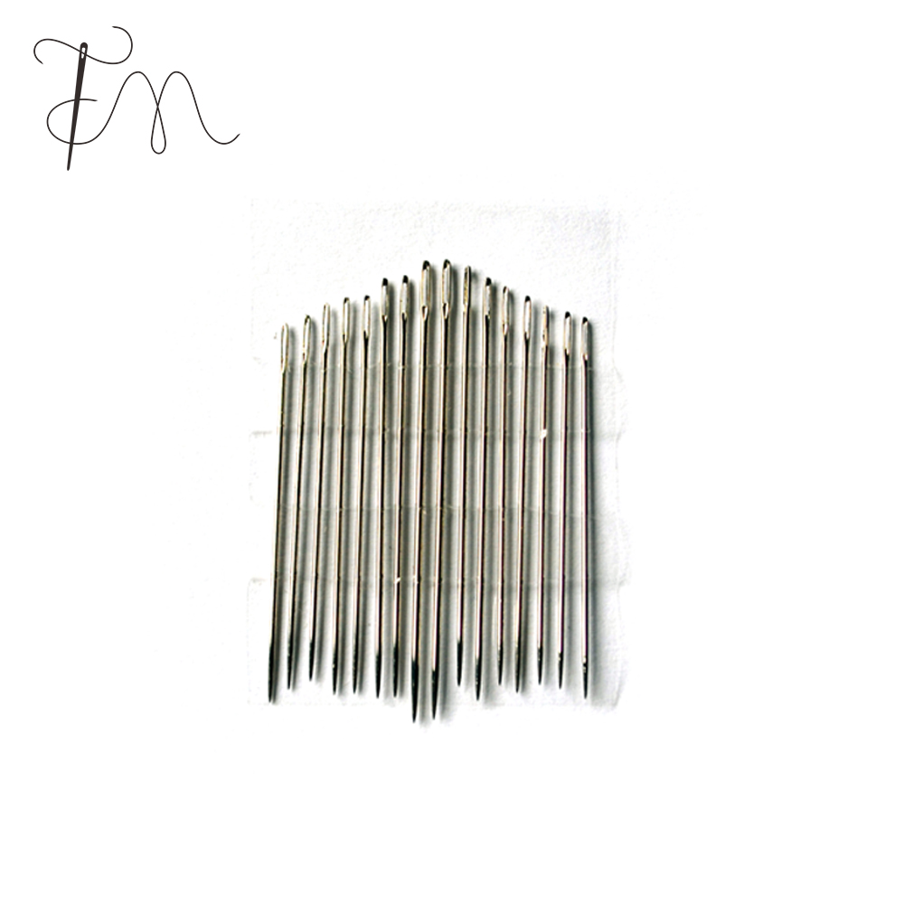 45pc S Sharp Hand Sewing Needle with PVC