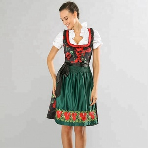 Studio M high quality 3-Piece bavarian dirndl