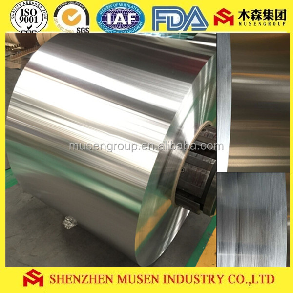 Cold rolled aluminum coils 1050 1060 1100 for Part of Air conditioner