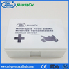 Manufacturer DIN 13167 Germany CE FDA approved oem wholesale promotional motorcycle emergency road kit