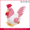 Stuffed animal chickens toys factory & stuffed toy chickens