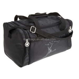 Plastic Duffle Gym bag made in China Travel gym bag