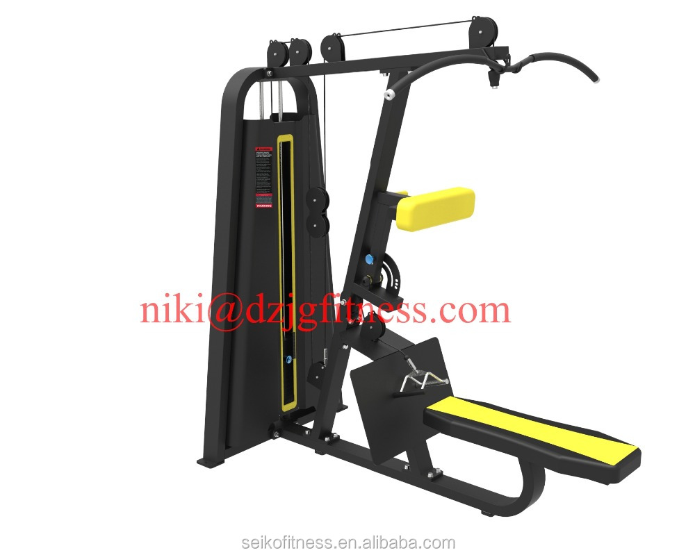 The golden triangle of body strenth JG-1600 series/Commercial fitness equipment