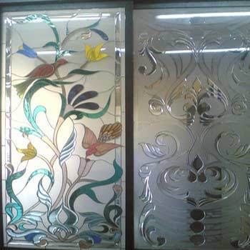 Design Glass Mirrors Buy Glass Painting Islamic Designs Product On Alibaba Com