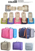Popular Toiletry Kit Convenient Travel Hanging Toiletry Bag with Zip Canvas Toiletry Bag
