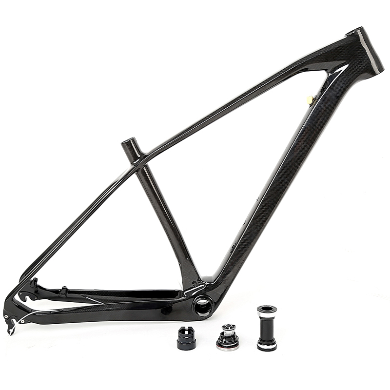 China high quality mtb carbon frame 29er mtb carbon t1000 frame with bb92 press tapered 42*52mm head tube