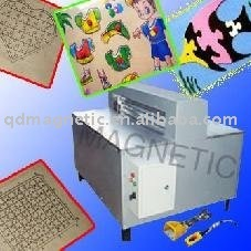 jigsaw puzzle making machine