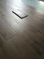 Engineered Wood Flooring With Chemical Stain