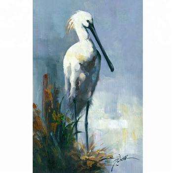 Home Decor Sea Bird Canvas Art Oil Painting Buy Canvas Art Oil