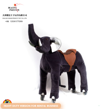 Amazing toy horse riding toy riding like a real horse, amusement park rider