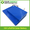cheap high capacity 12v 30Ah lithium ion battery solar generator