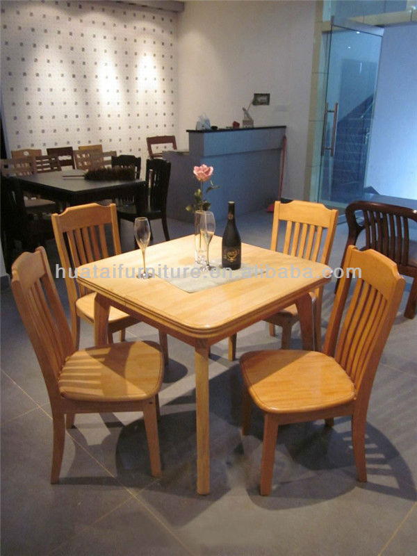 Small Dining Table Sets Folding Solid Wood Kitchen Table