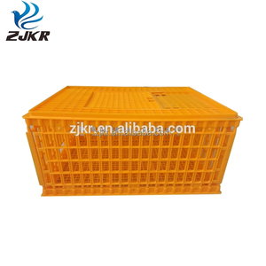 Wholesale livestock transport chicken autolock cage for Poultry