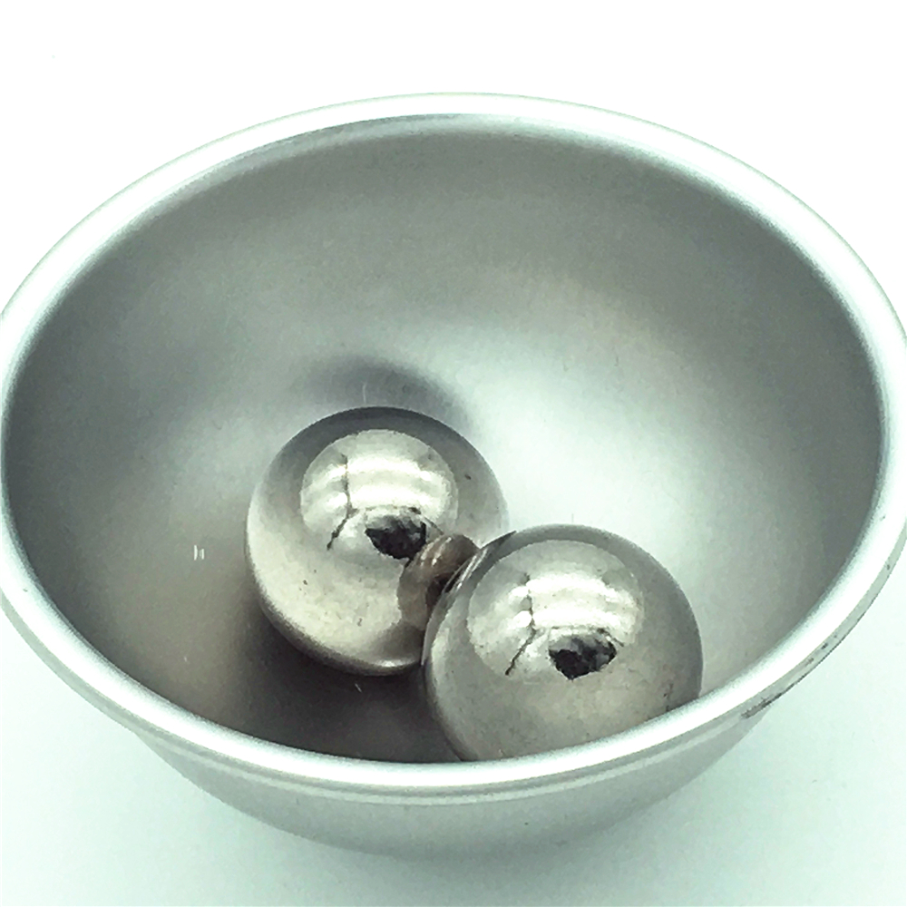 Stainless Steel Ball 0.1-1200mm bearing ball G3-G1000 drilled steel ball with hole