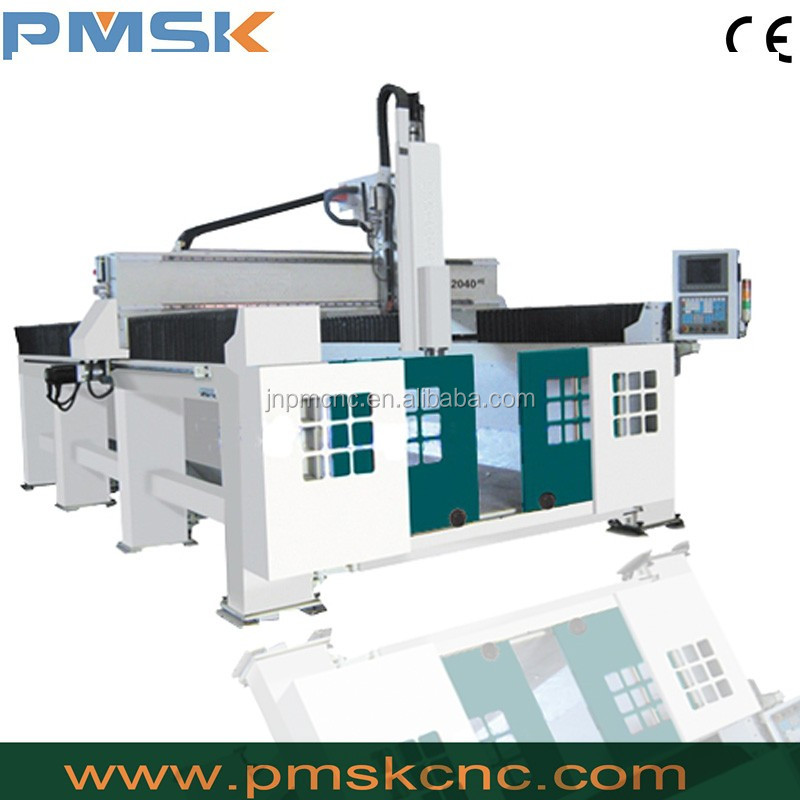 cheap price 5 axis cnc router wood carving machine