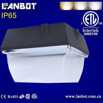 Ul Dlc Ip65 100lm/w 40 Watt Led Canopy Light Fixtures Replace 150w ...