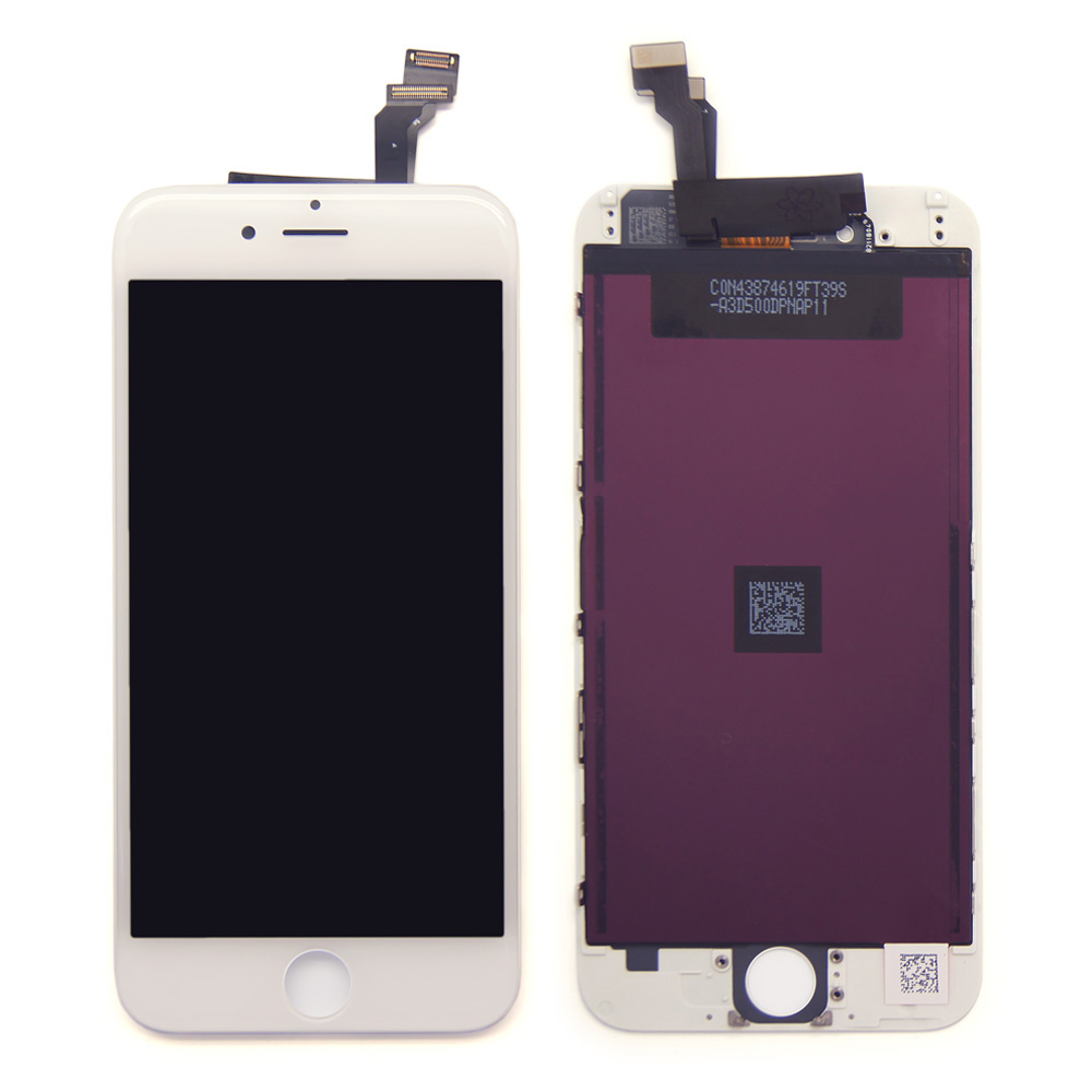 Touch screen mobile LCD for iPhone 6 with LCD digitizer touch