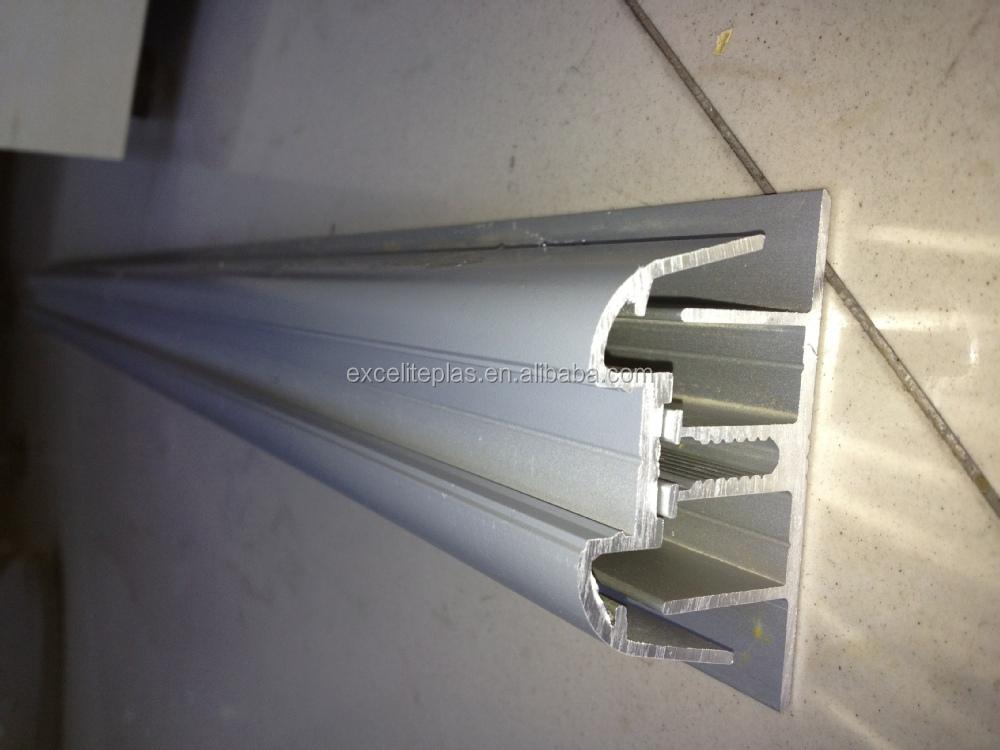 aluminium profiel voor polycarbonaat plaat buy product on. Black Bedroom Furniture Sets. Home Design Ideas