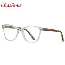 Оправа для очков Chashma, дизайнерские брендовые прозрачные оптические очки для близорукости, оправа для глаз(Китай)